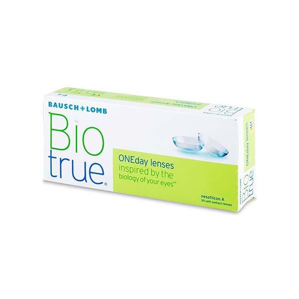 BioTrue ONEday (30 линз)